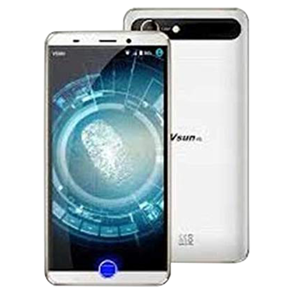 Vsun VTOUCHW-B Mobile Dual Sim 4G LTE 2GB RAM 16GB ROM - Grey Black