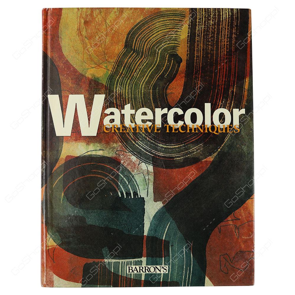 Watercolor Creative Techniques By Parramon