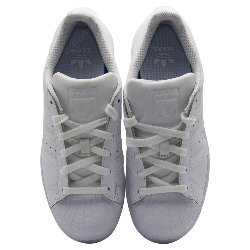 the best attitude 6915b 27db5 ... Adidas Originals Superstar Foundation Shoes For Kids Unisex - White -  B23641 ...