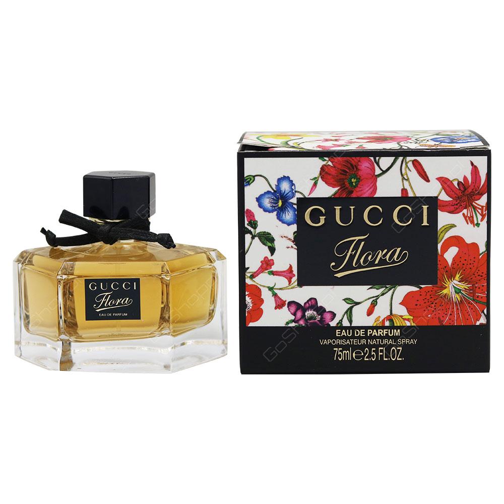 Gucci Flora For Women Eau De Parfum 75ml Buy Online
