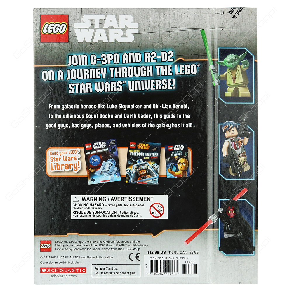 ... Lego Star Wars - R2-D2 And C-3P0 ...