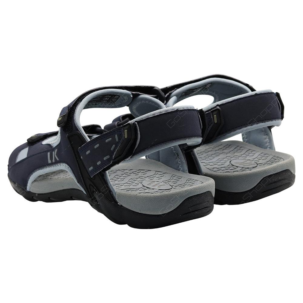 0c1c2f2853b7 ... Lumberjack Discover Sandals For Men - Navy Blue - Light Grey -  SM30706-001-