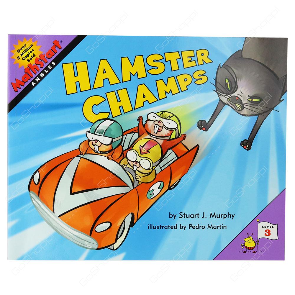 Mathstart - Hamster Champs Level 3 By Stuart J. Murphy