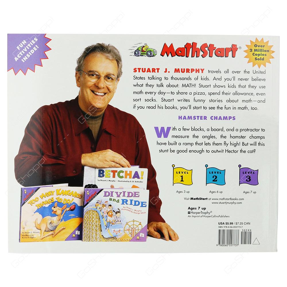 ... Mathstart - Hamster Champs Level 3 By Stuart J. Murphy ...