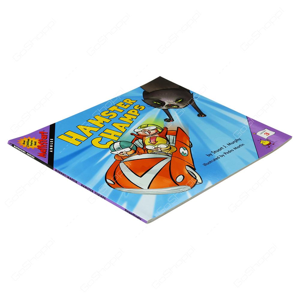 ... Mathstart - Hamster Champs Level 3 By Stuart J. Murphy