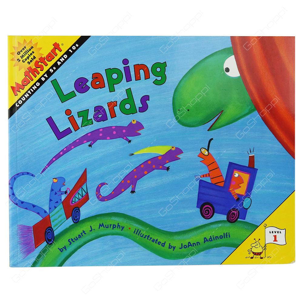 Mathstart - Leaping Lizards Level 1 By Stuart J. Murphy