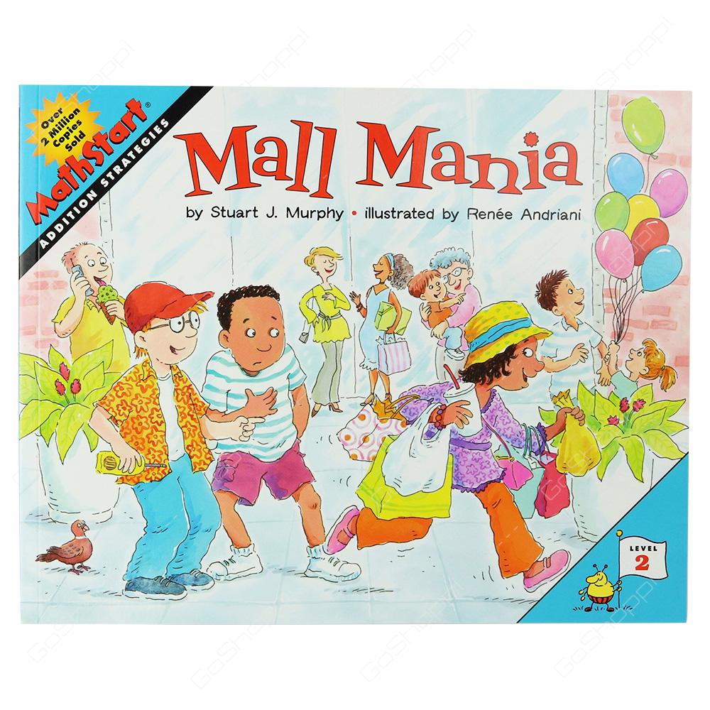 Mathstart - Mall Mania Level 2 By Stuart J. Murphy