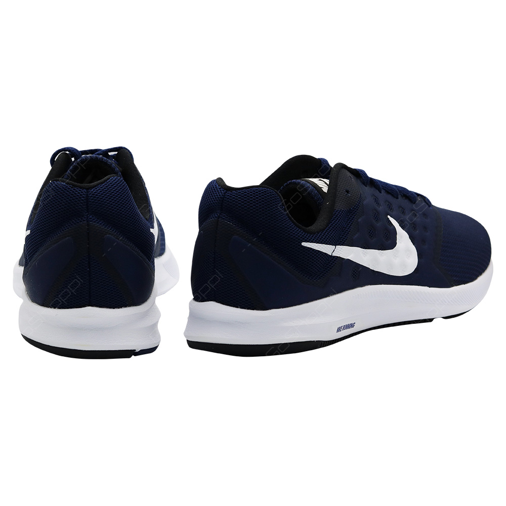 newest 04ce3 4f9bf ... Nike Downshifter 7 Running Shoes For Men - Midnight Navy - White -  852459-400