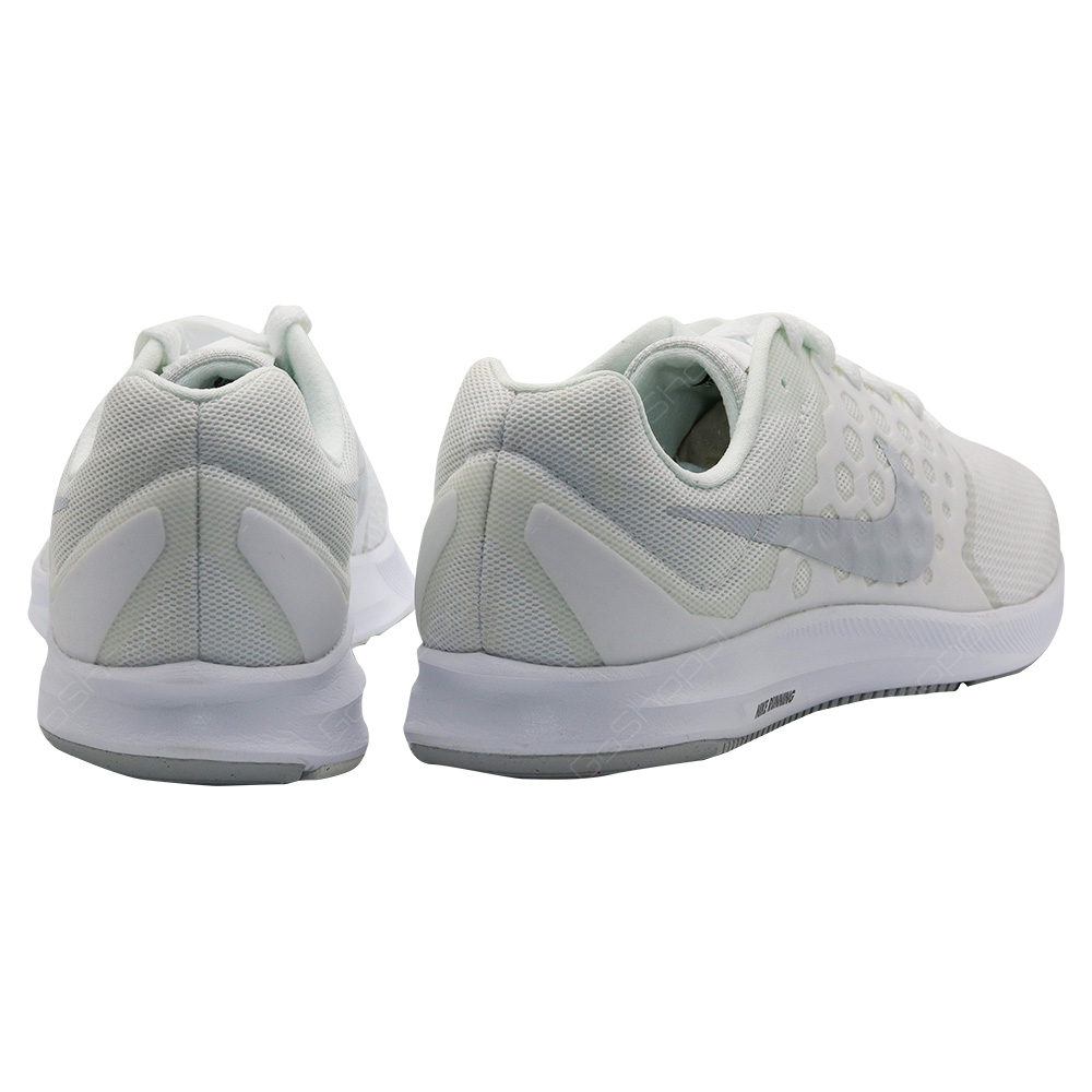 3f633fb91cbcbf ... Nike Downshifter 7 Running Shoes For Men - White - Pure Platinum -  852459-100