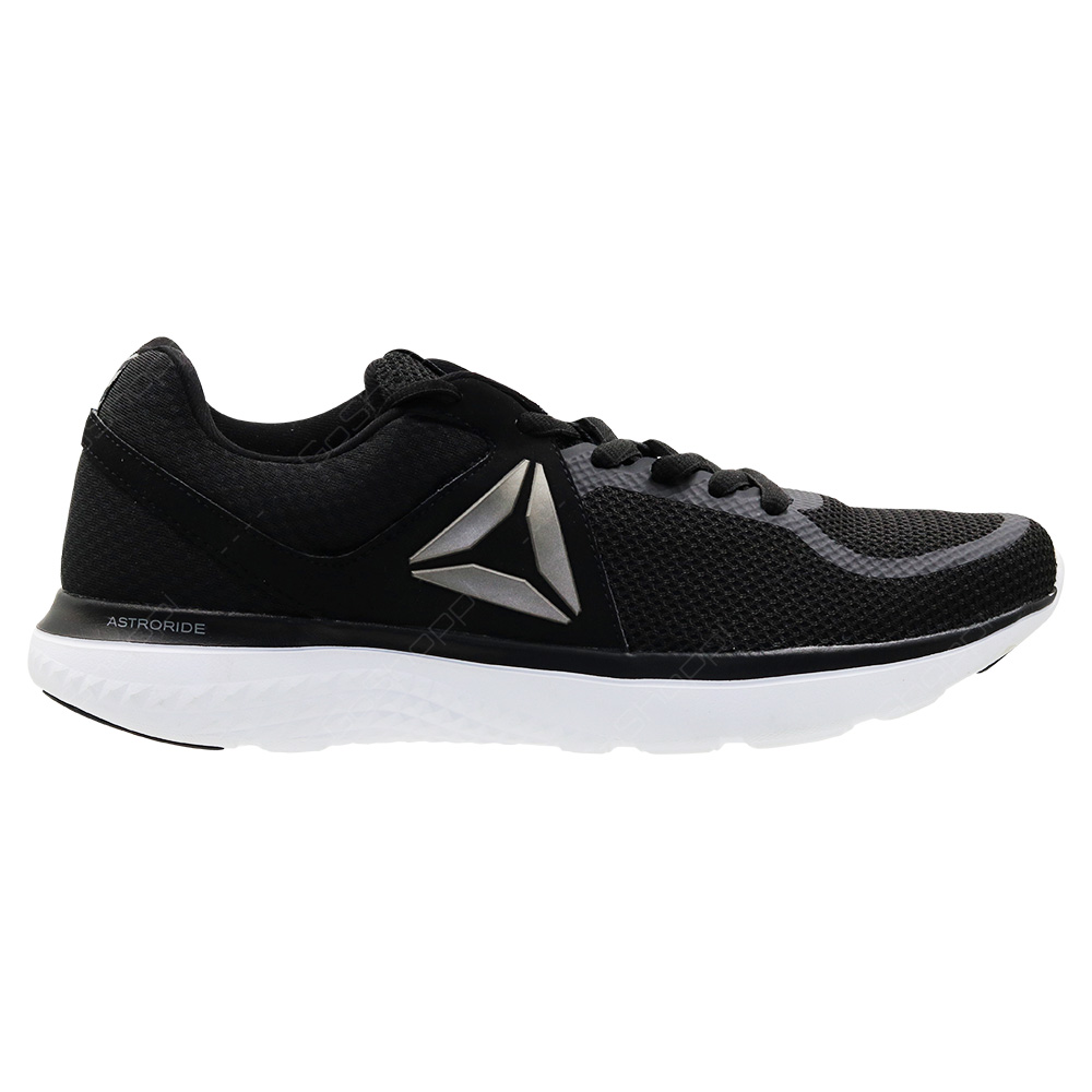 Reebok Astroride Run Running Shoes For Men - Black - White - Pewter - BD2206 8529bb672