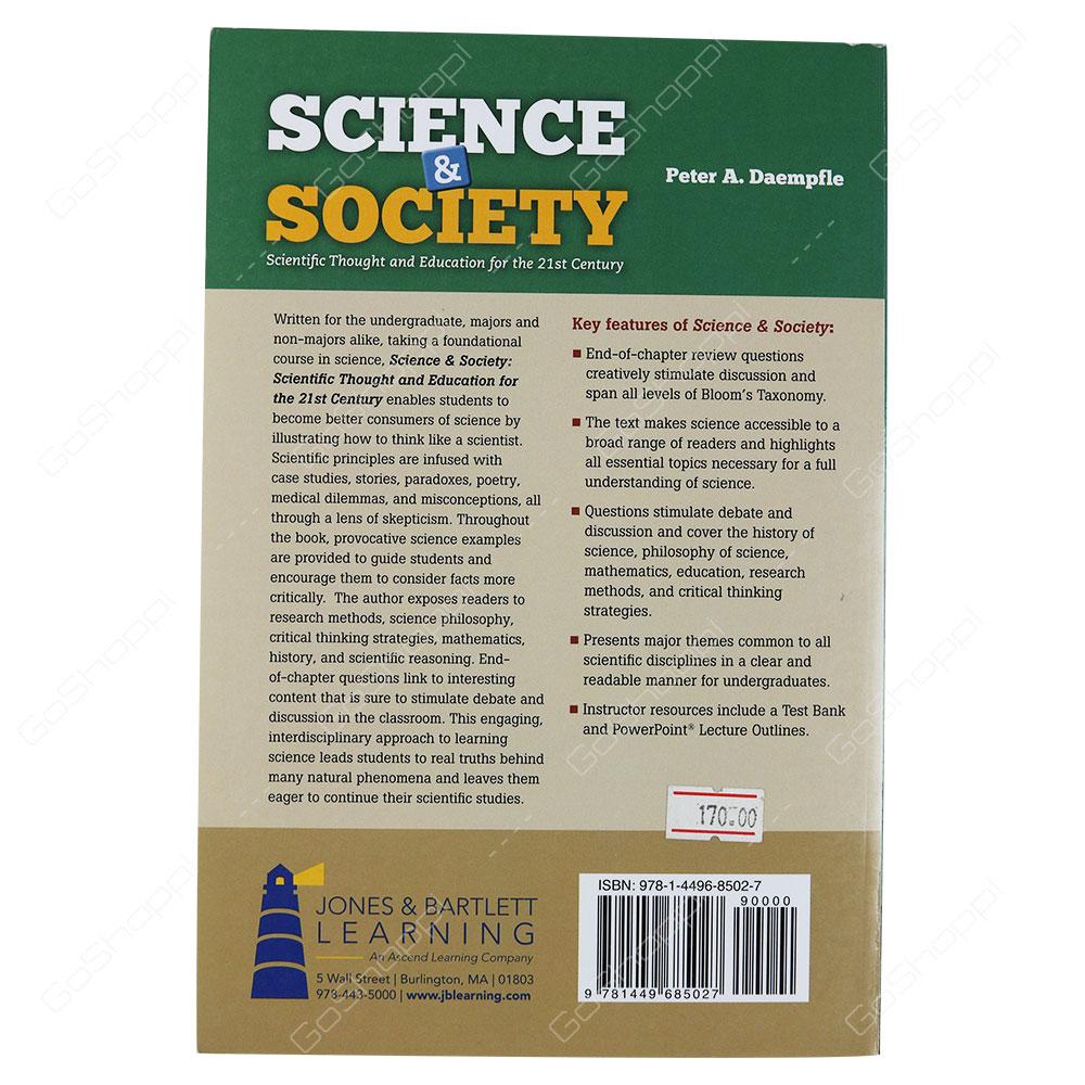 science and society topics