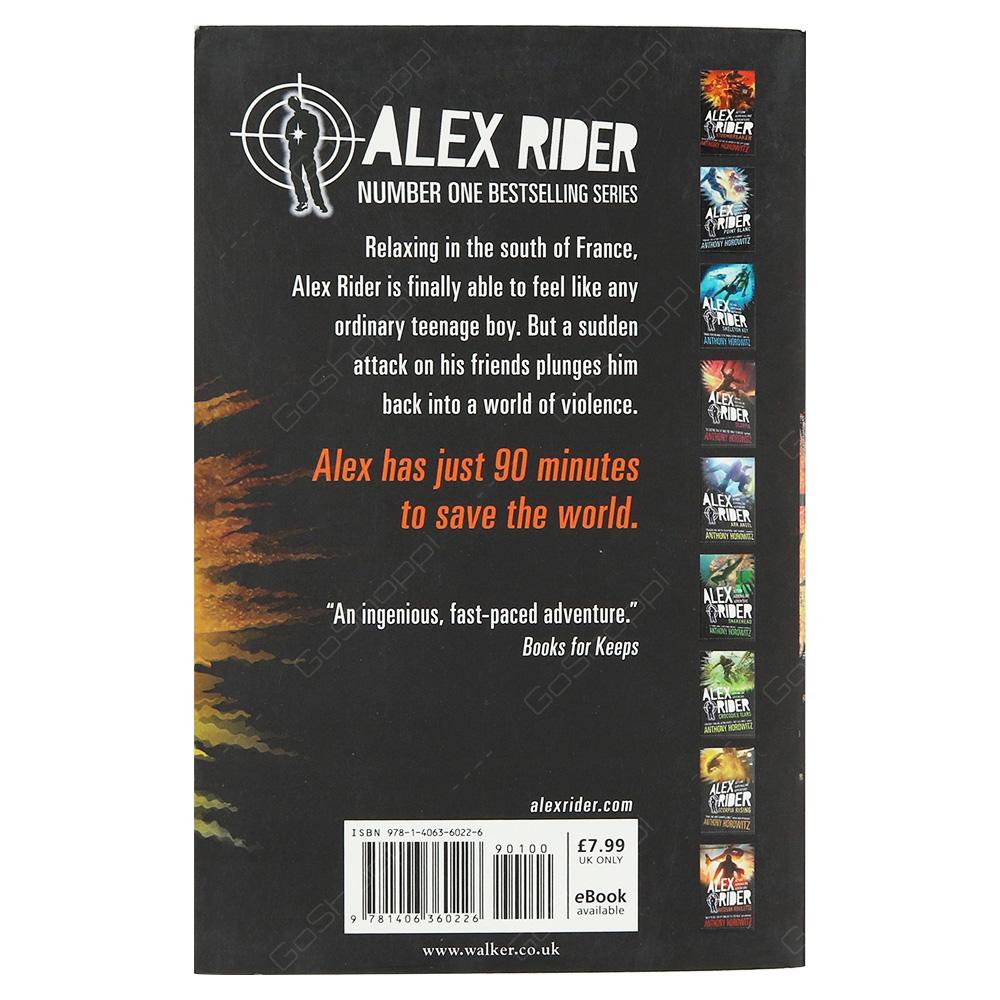 Alex Rider - Eagle Strike By Anthony Horowitz