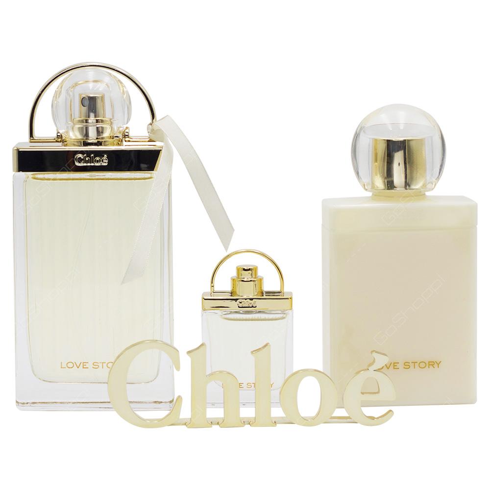 f7b8f110 Chloe Love Story Gift Set For Women 3pcs - Buy Online