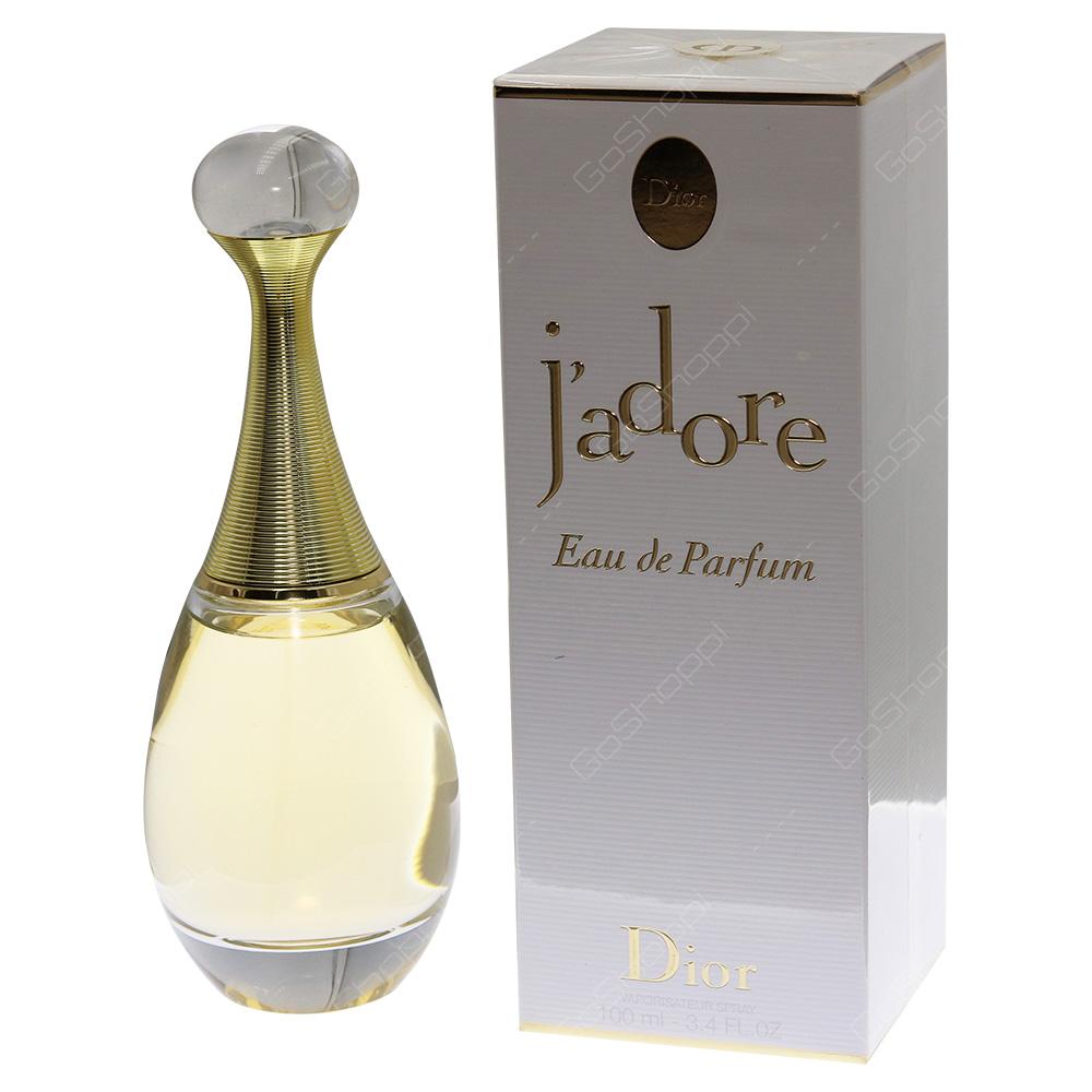 Christian Dior Jadore For Women Eau De Parfum 100ml