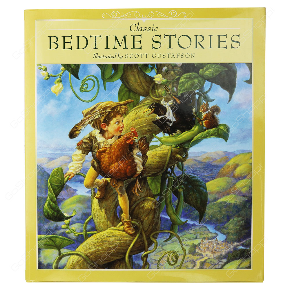 Classic Bedtime Stories By Scott Gustafson - Buy Online