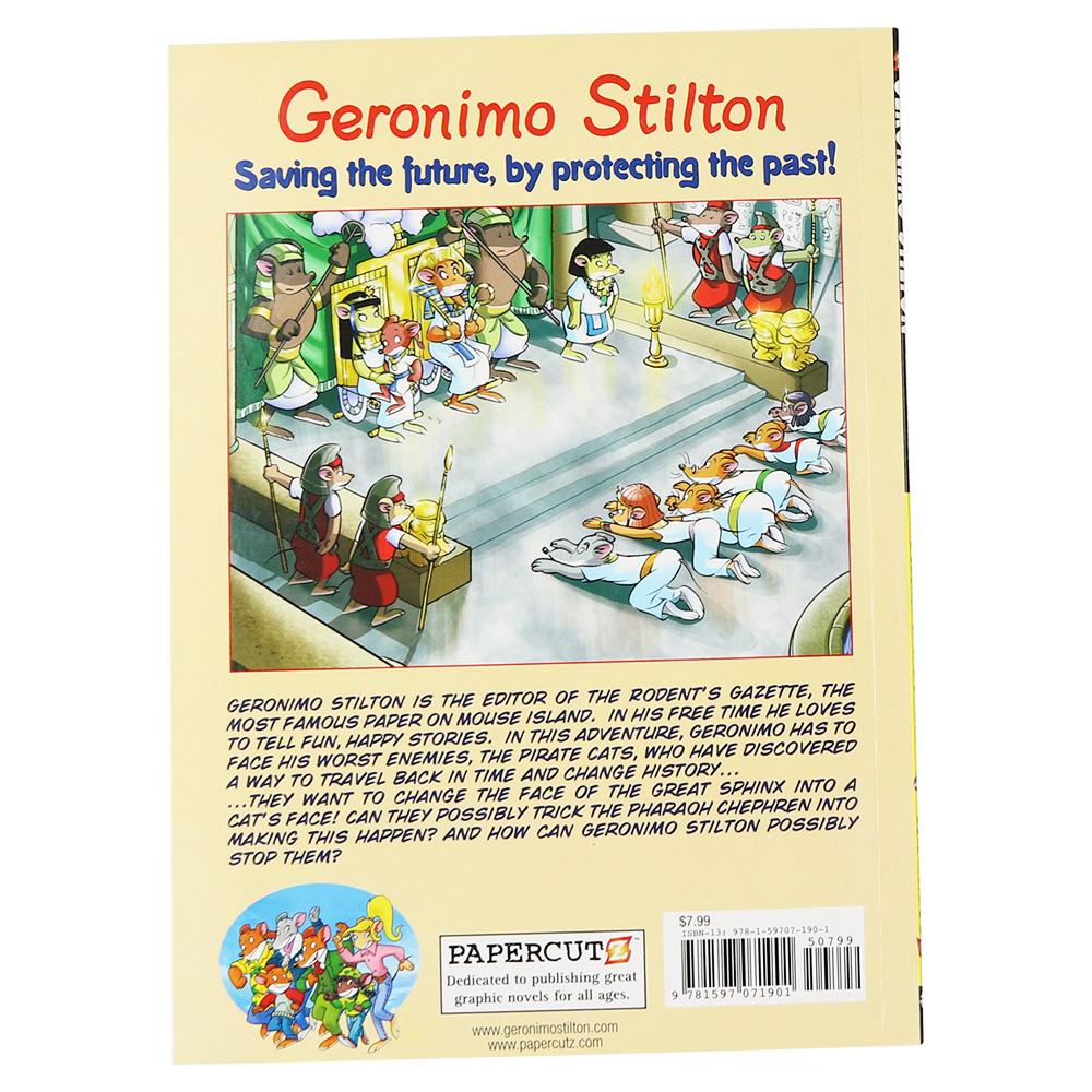 Geronimo Stilton 2 - Secret Of The Sphinx