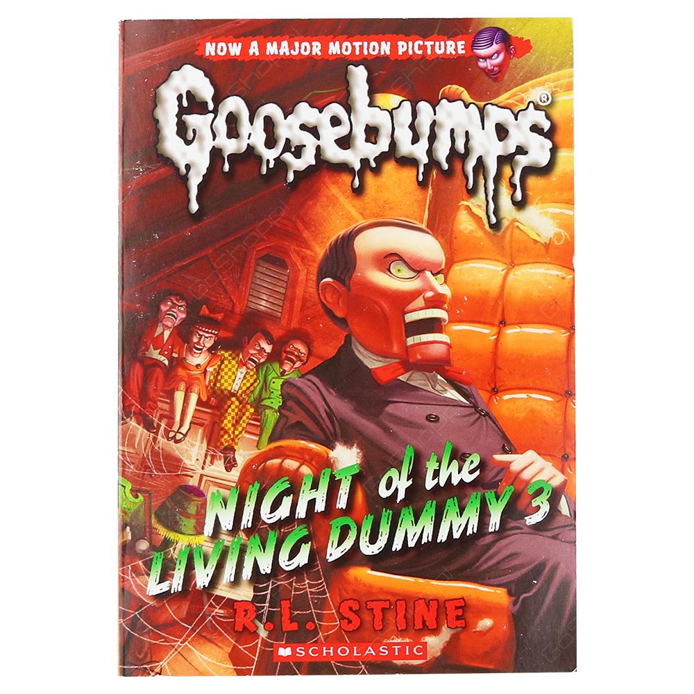 Goosebumps Classic 26 - Night Of The Living Dummy 3