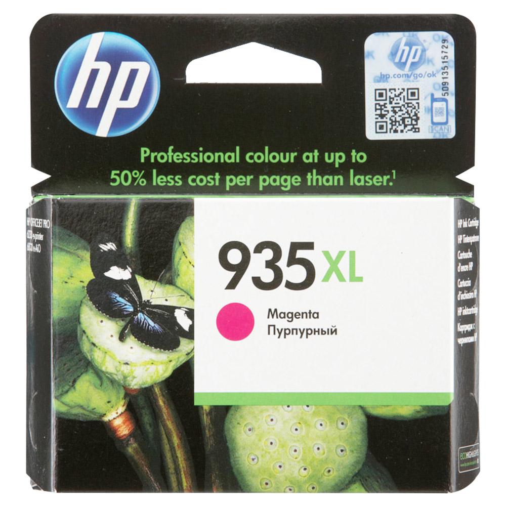 HP 935XL Magenta Original Ink Catridge - C2P25AE