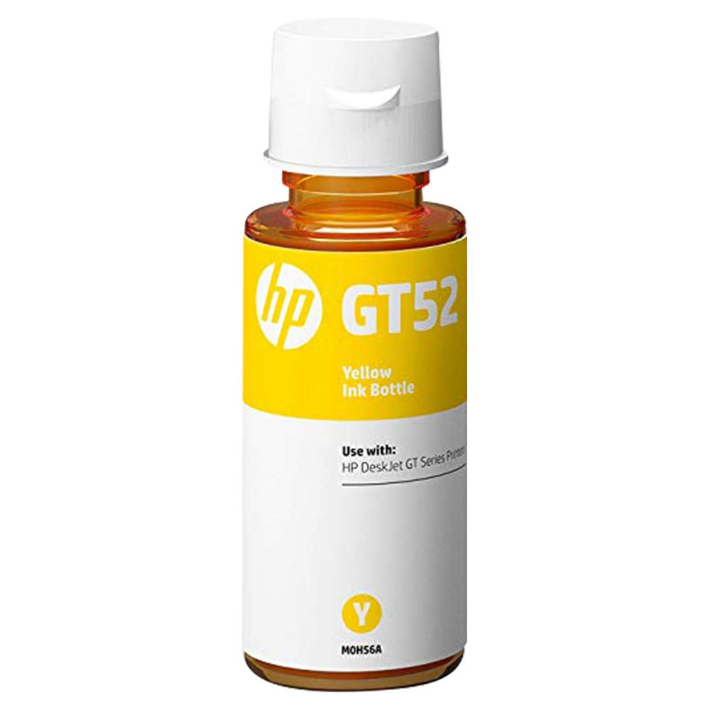 HP Desk Jet GT52 Yellow Ink Bottle - M0H56AE