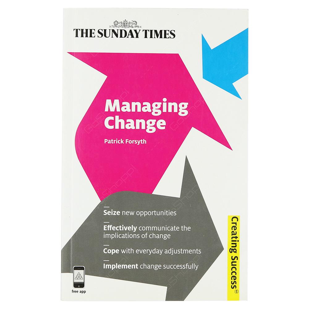 Managing Change - Creating Success