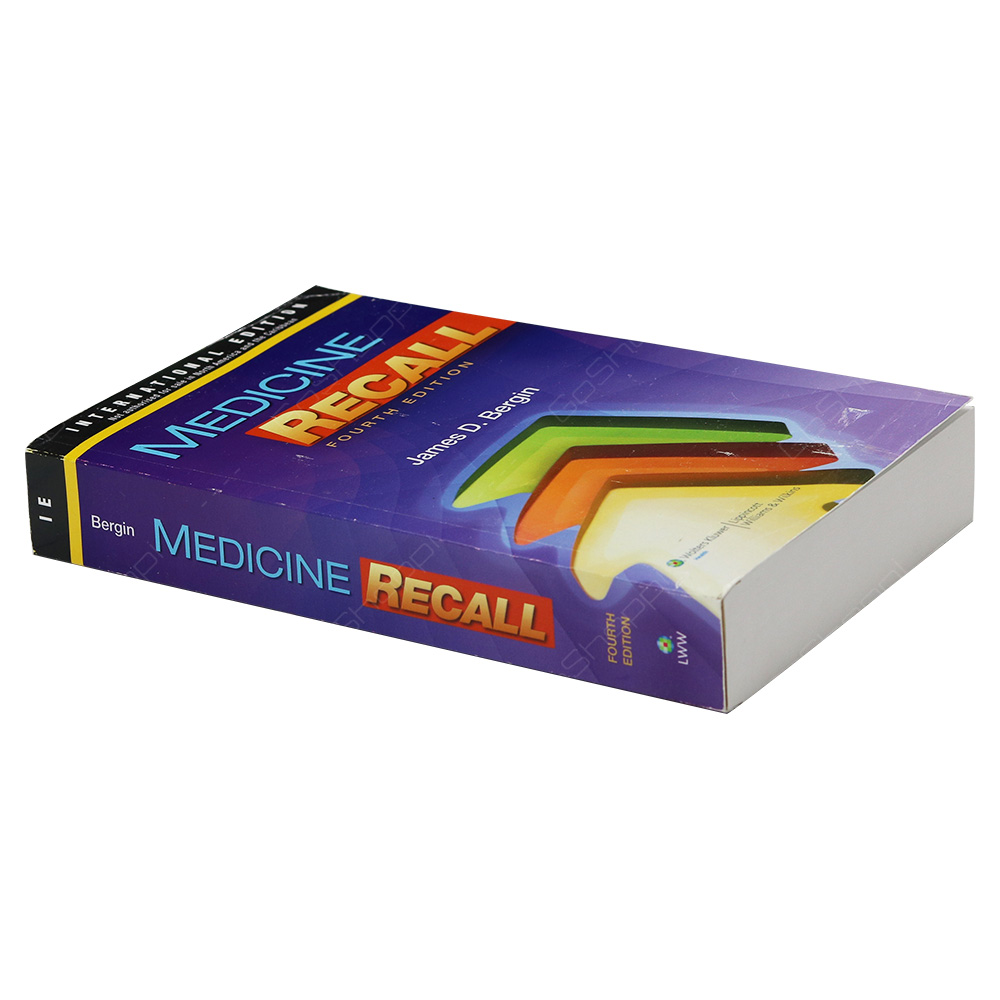 Medicine Recall 4th Edition