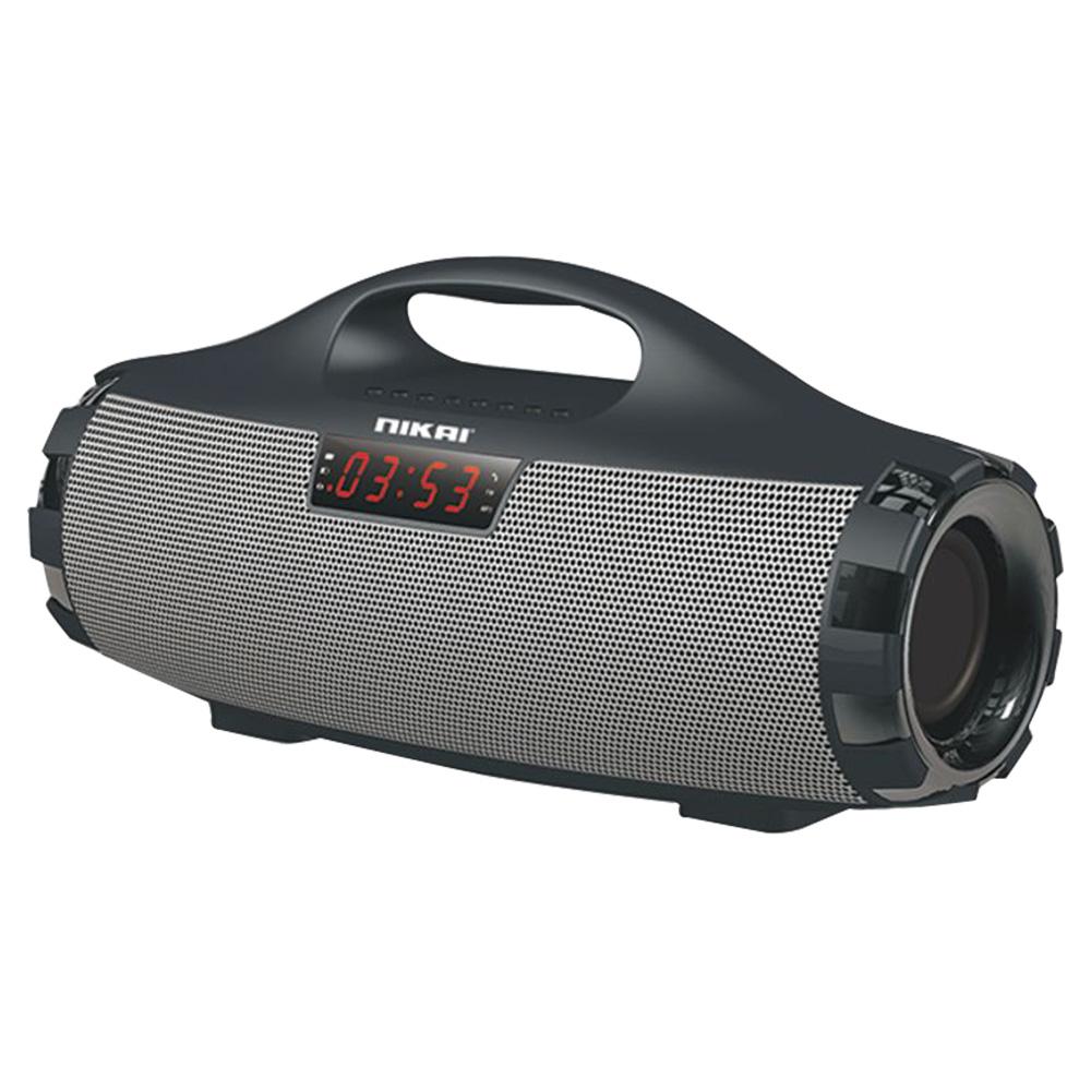 Nikai NBTS30 Portable Speaker System With Bluetooth And FM-Radio