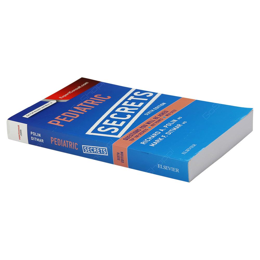 Pediatric Secrets 6th Edition
