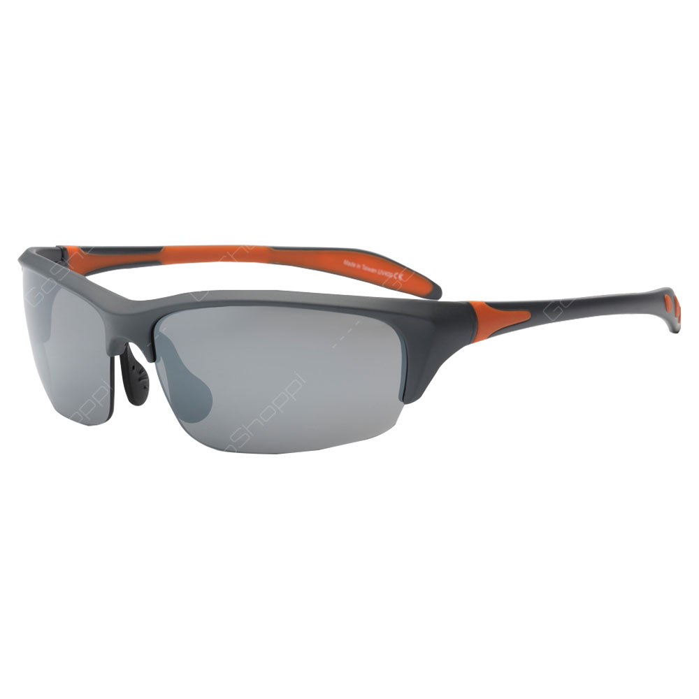 Real Shades Blade Polarized Sunglasses For Adults - Graphite