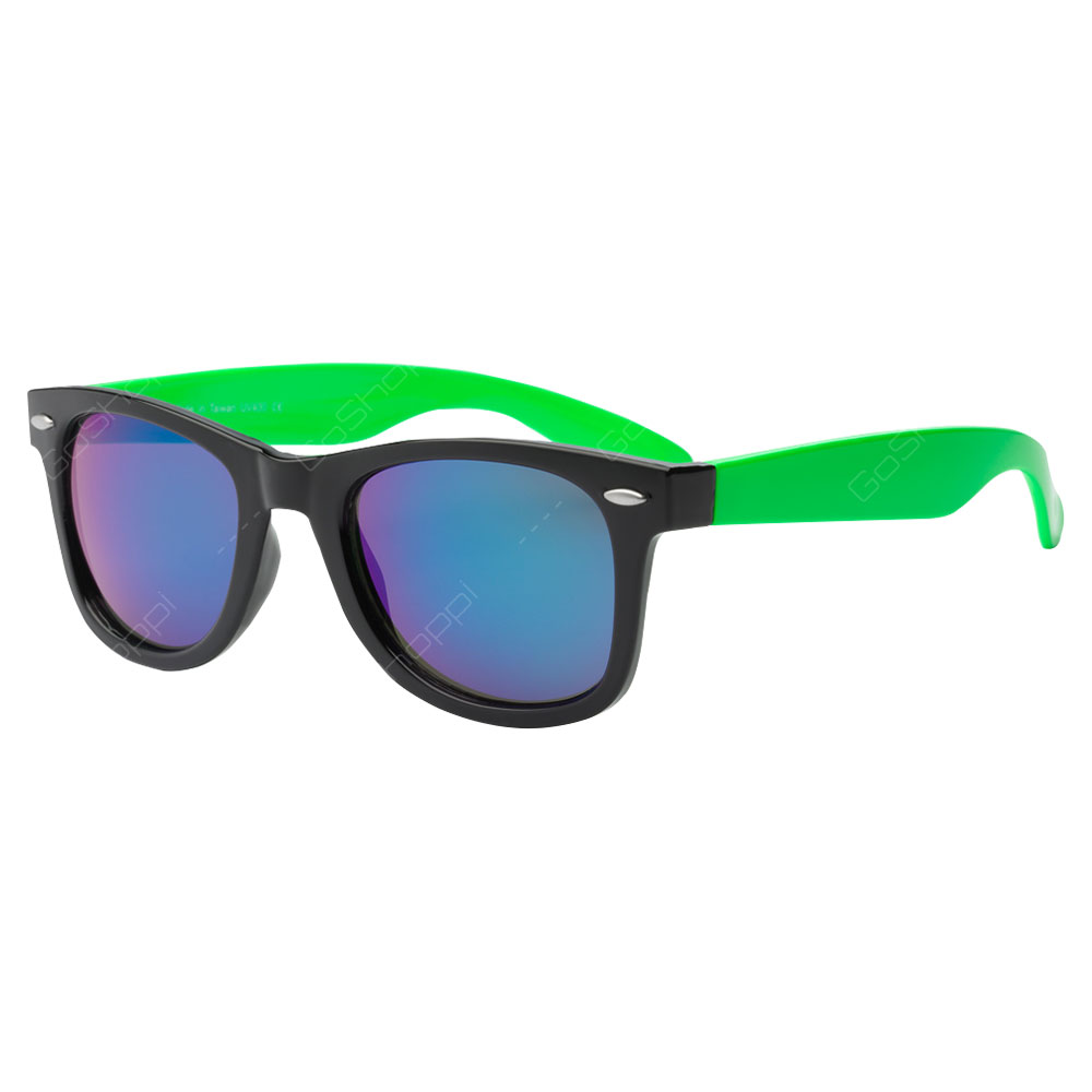 Real Shades Swag PC Sunglasses For Adults - Green