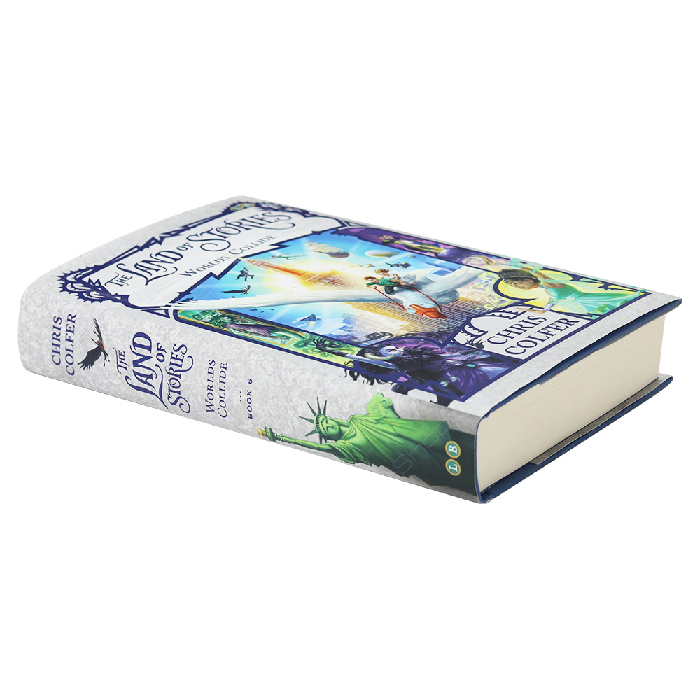 The Land Of Stories - Worlds Collide Book 6 By Chris Colfer
